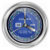 Blue Silverpoint Vector Clock